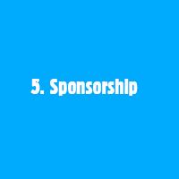 5.sponsorship