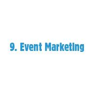 9.Event Marketing