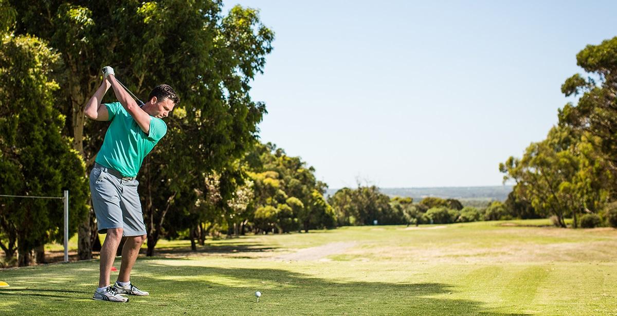 Golf - Willunga - McLaren Vale and Fleurieu Coast