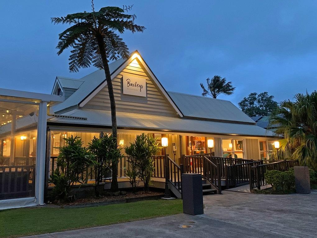 Bailey's Restaurant