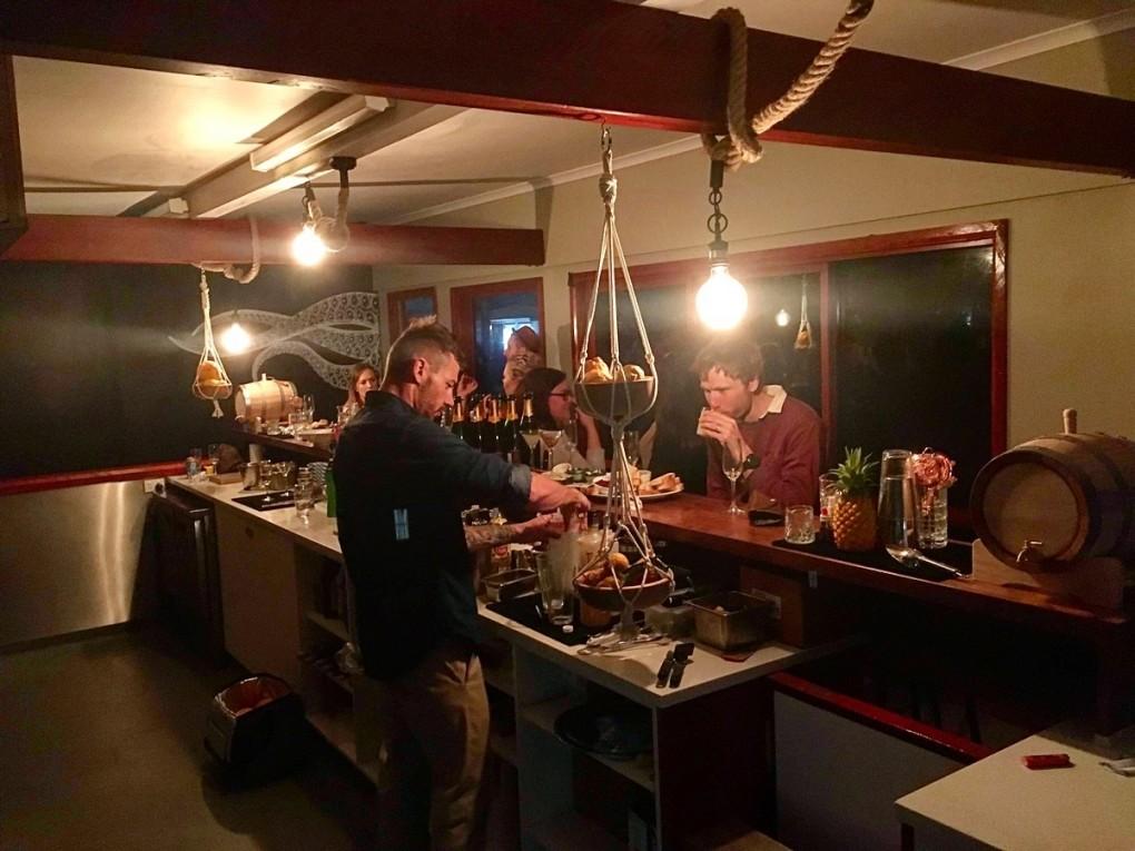 Black Anchor Bar