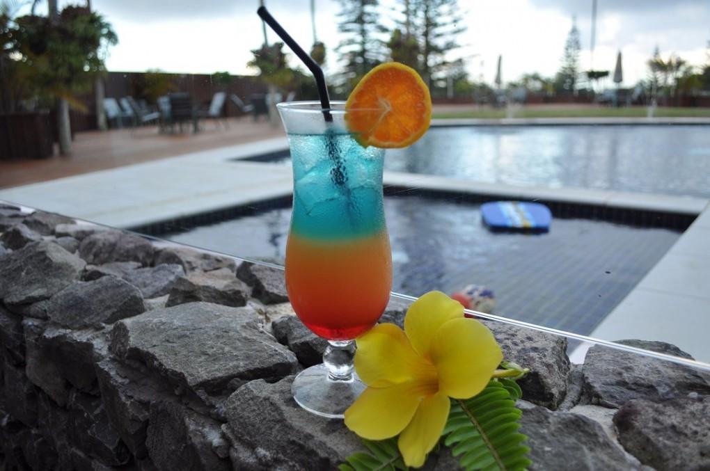 Aviation Poolside Cafe