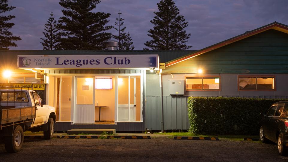 Leagues Club & Rae's Kitchen