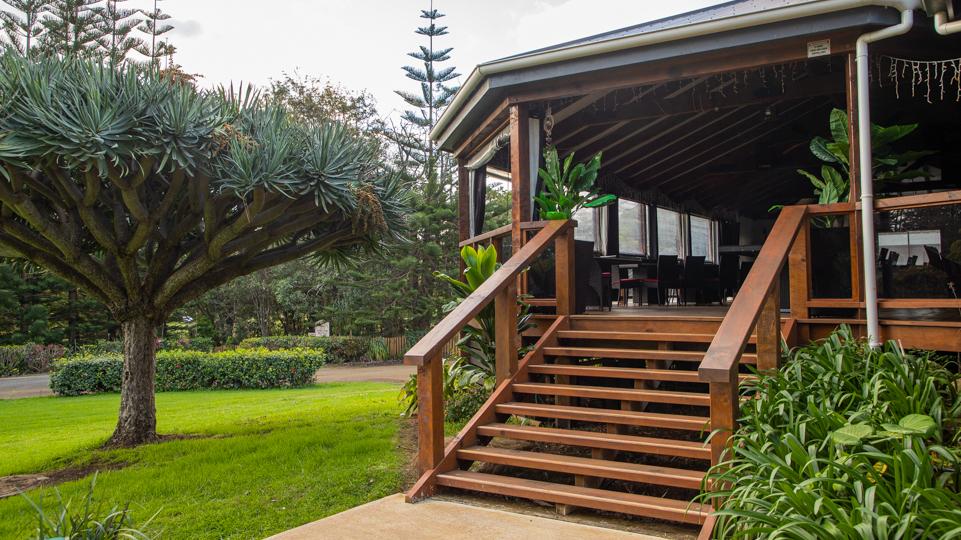 The Garden Restaurant and Bar