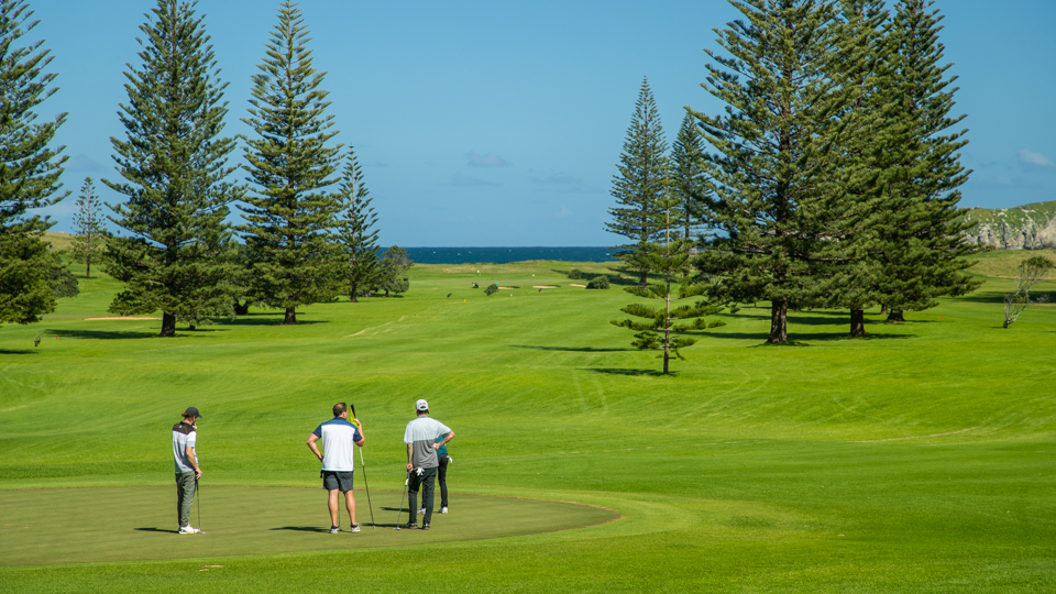 Norfolk Island Golf Club