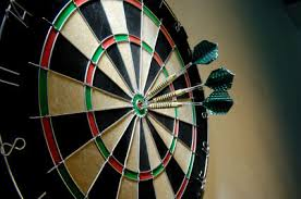 Pacific Darts competition