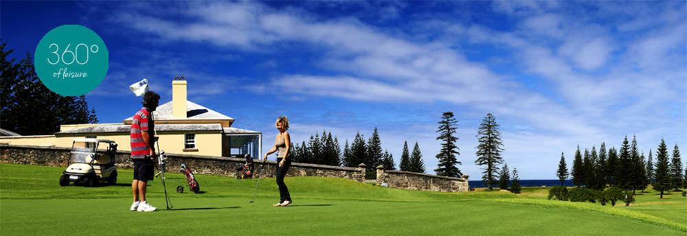 Explore the interesting flora and fauna, Norfolk Island
