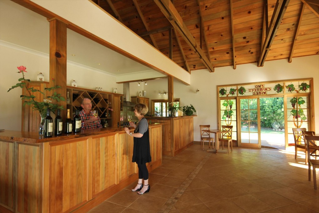 Two Chimneys Winery