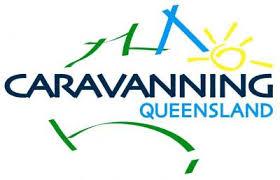 Caravanning Queensland logo