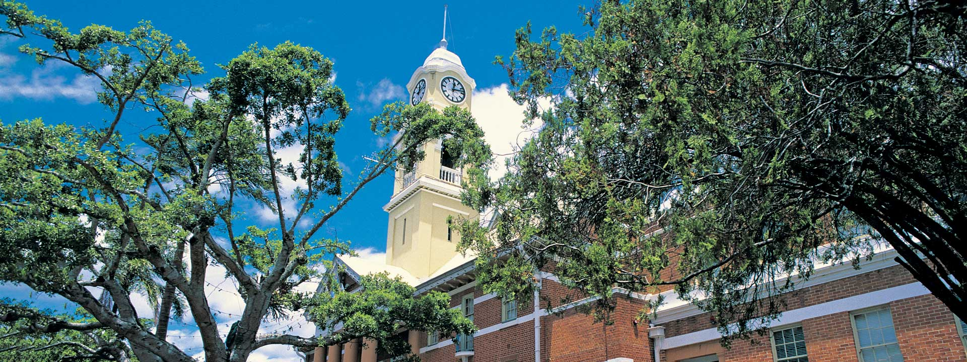 Visit the heritage-listed Town Hall in Maryborough