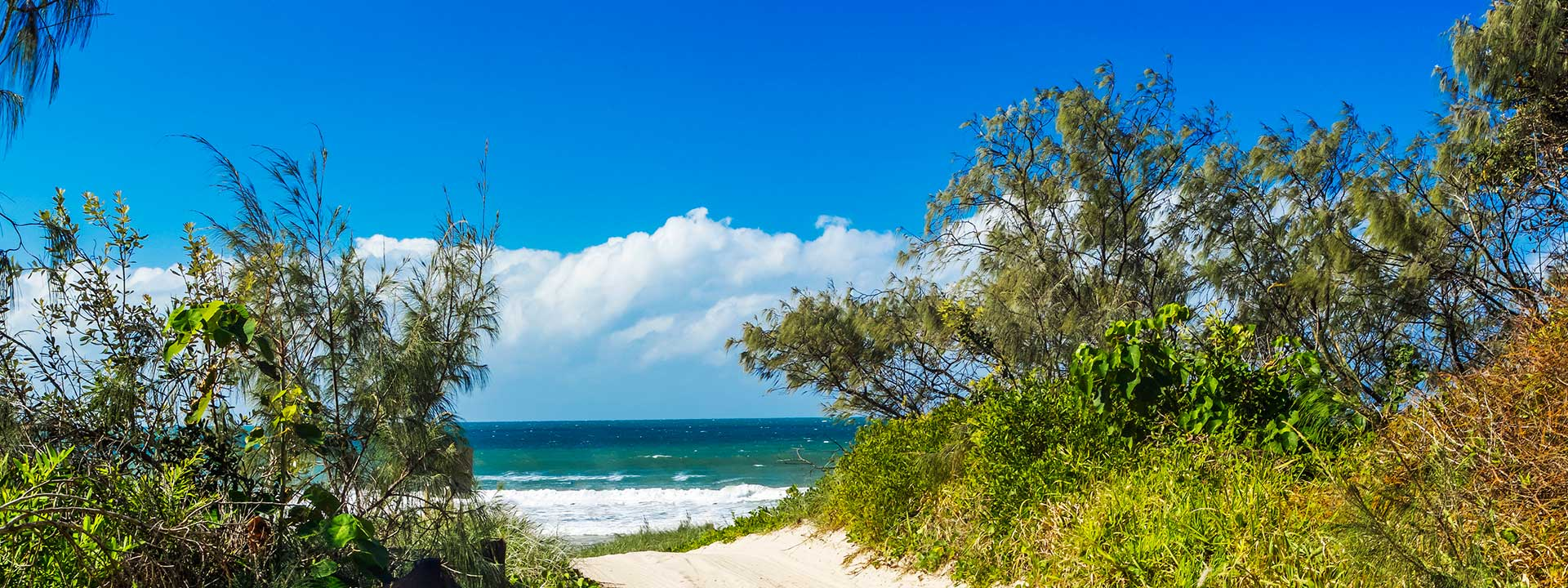 Escape reality on the Noosa North Shore