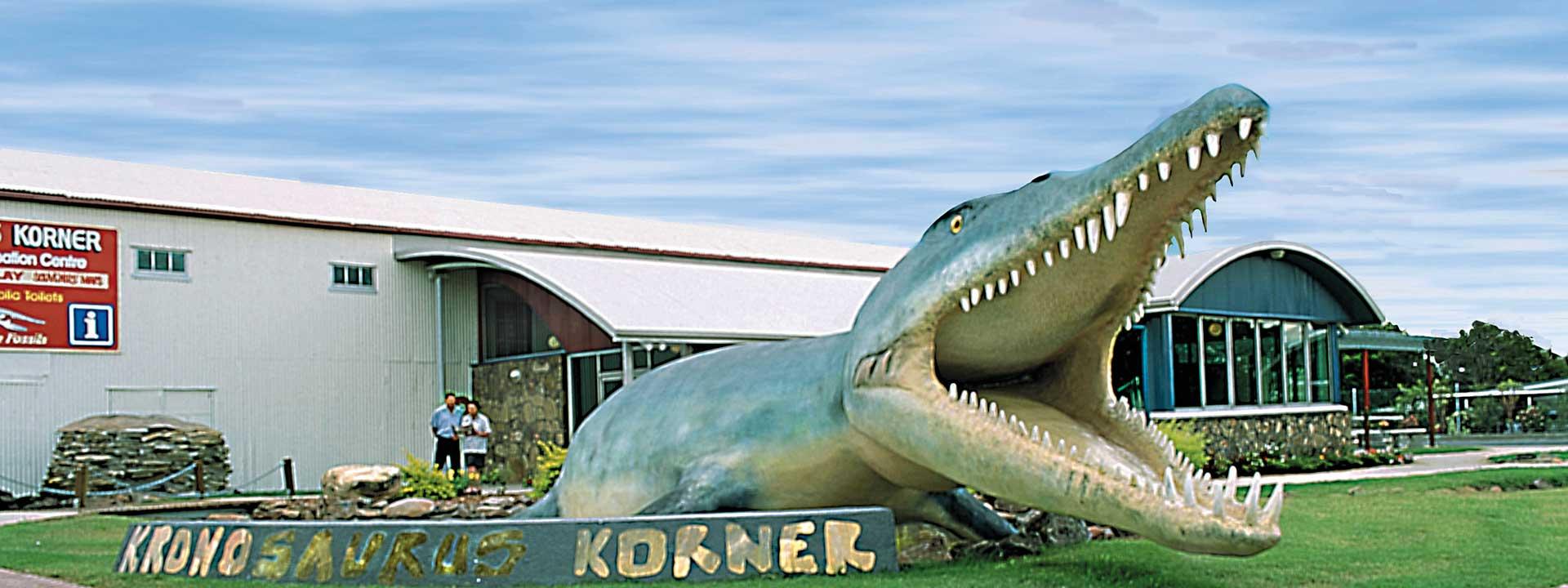 Richmond Korner, we promise we won't bite!