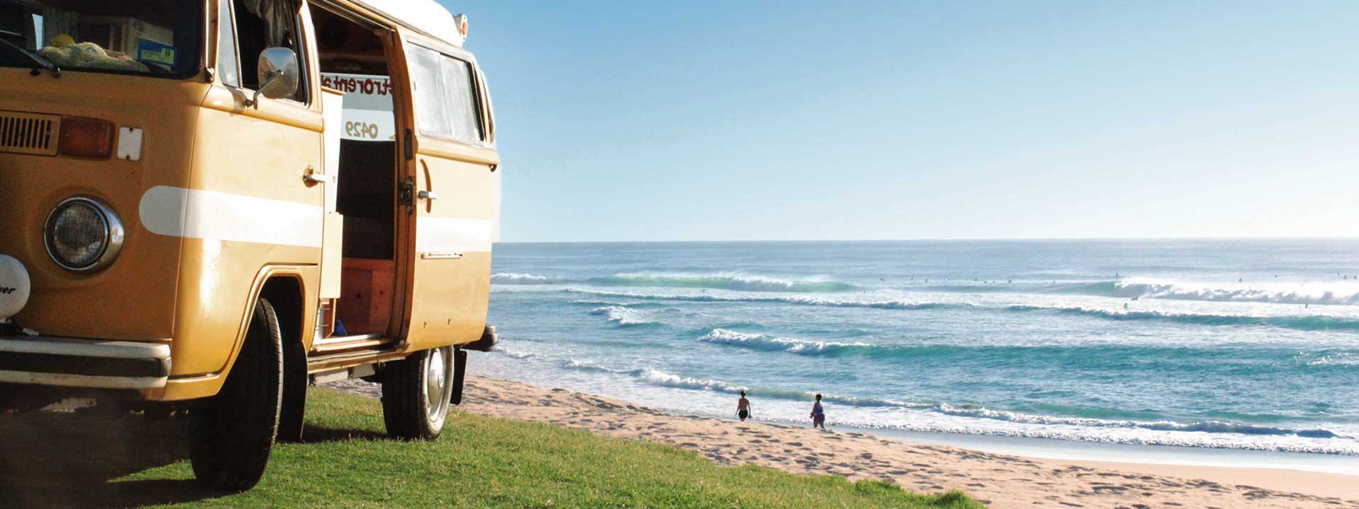 Surf, Jam, live in a van at Surfer Paradise
