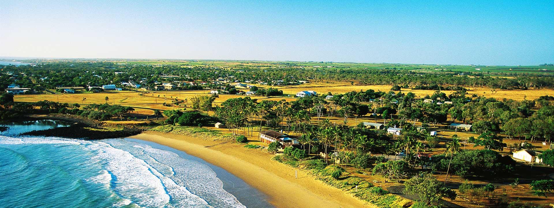 Enjoy the peace and quiet of coastal town Bargara in Bundaberg North Burnett