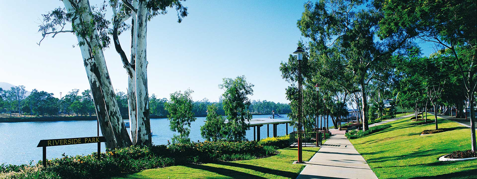 Your afternoon stroll just got better at Riverside Park, Capricorn