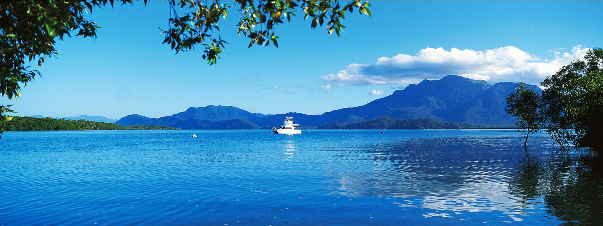 Visit Hinchinbrook Island from Townsville