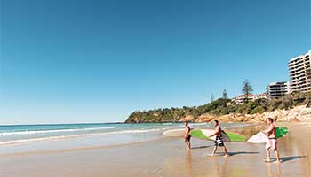 Coolum Beach Backpackers & Budget