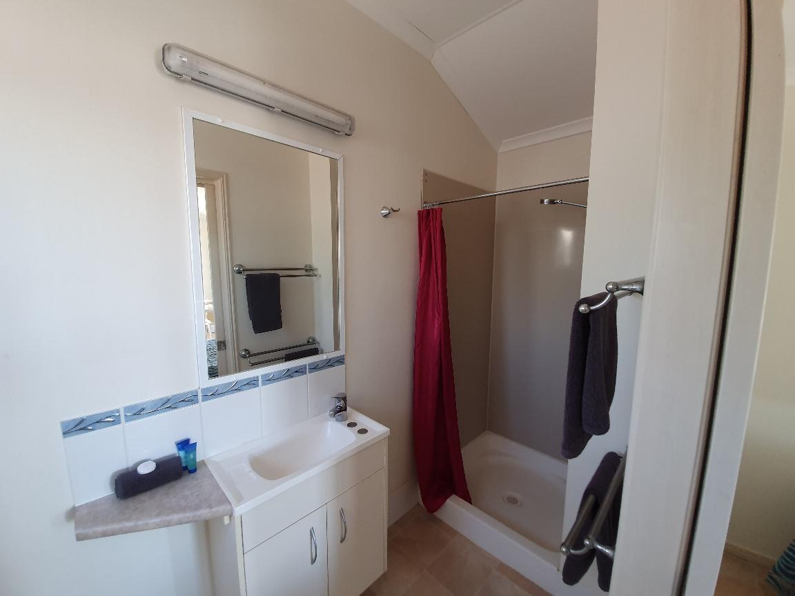 Ensuite Cabin Bathroom