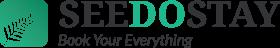 SeeDoStay logo
