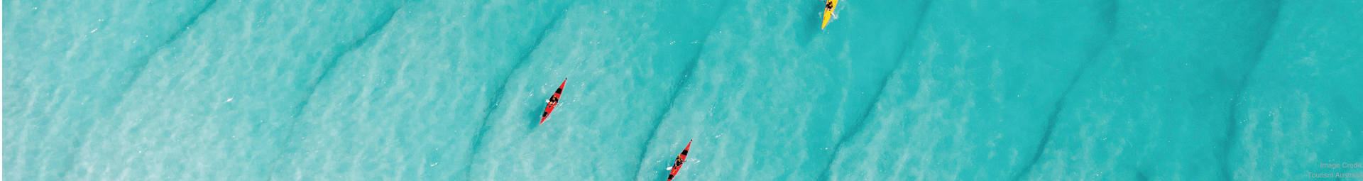 Kayaking at Whitehaven beach