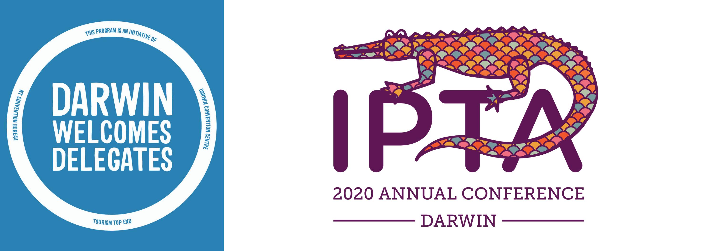 Darwin Welcomes Delegates - IPTA 2020