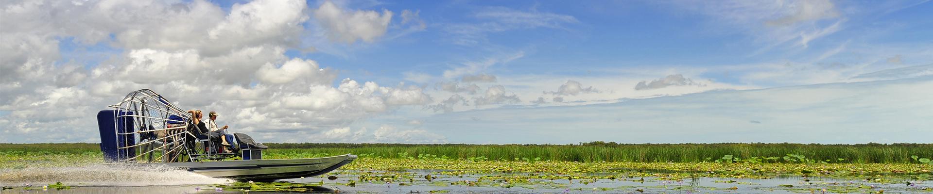 Wildlife and Wetlands Region