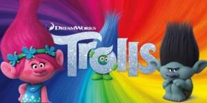 Free movie under the stars – Trolls