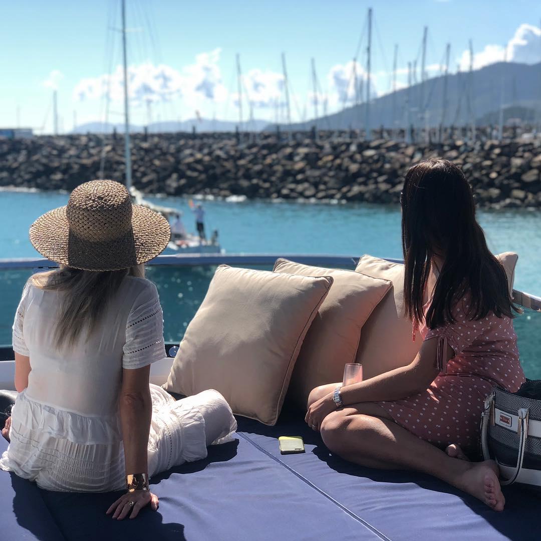 Sailing in the Whitsundays-Alani Yacht