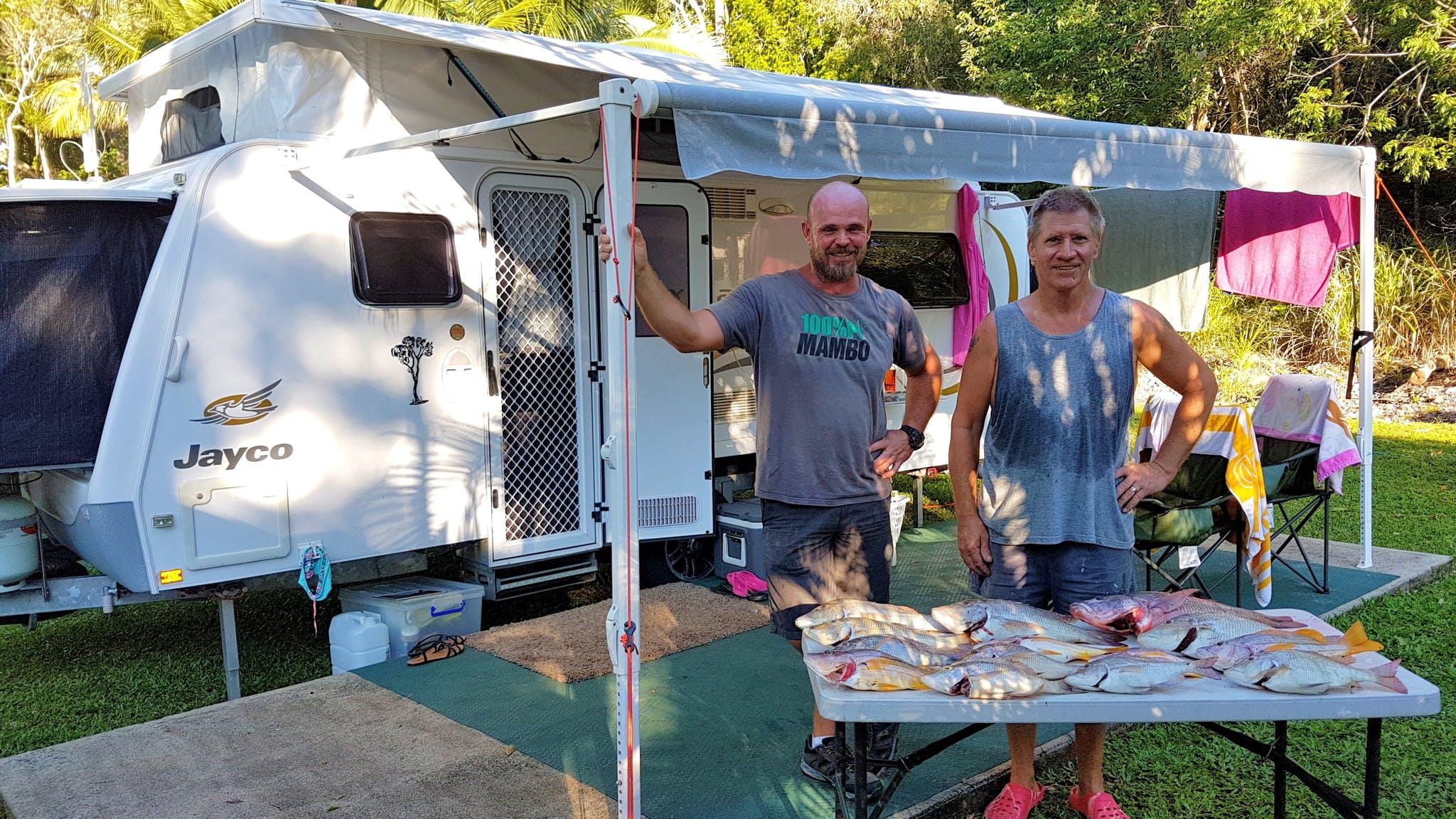 Big4 Whitsundays Tropical Eco Fishing Competition