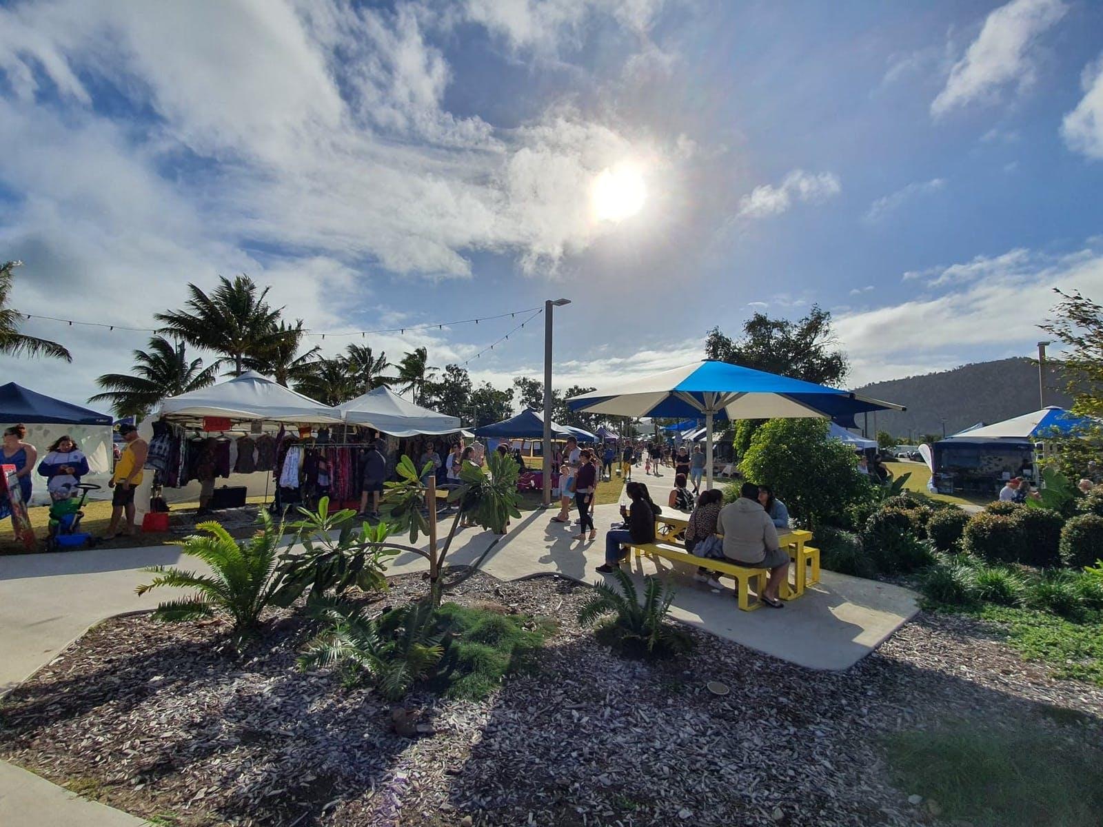 Lions Airlie Beach Community Market
