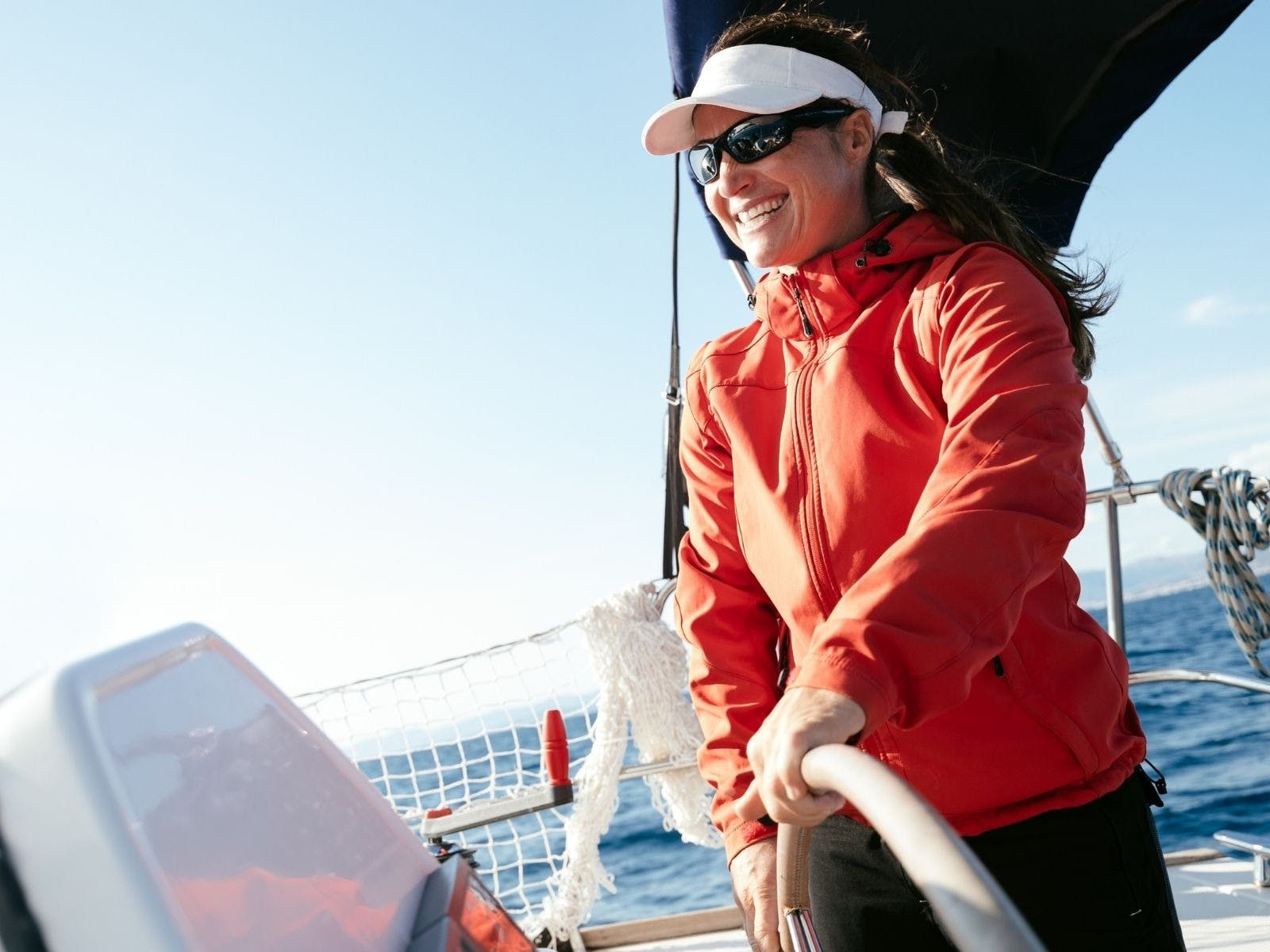 Coral Sea Academy - Women in Boating