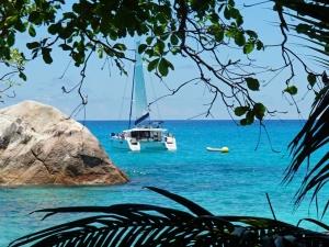 Coral Sea Academy - Cruising the Whitsundays