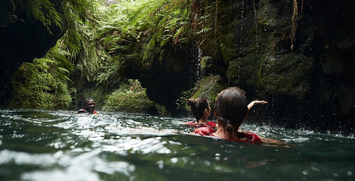 Take the plunge at Vanuatu's must-see waterfalls.