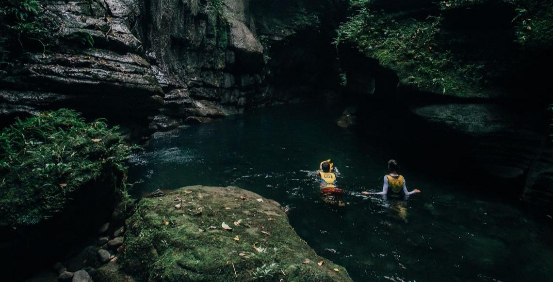 Espiritu Santo - Millenium Cave