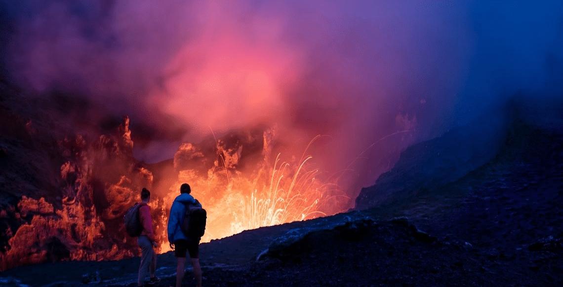VT Volcano
