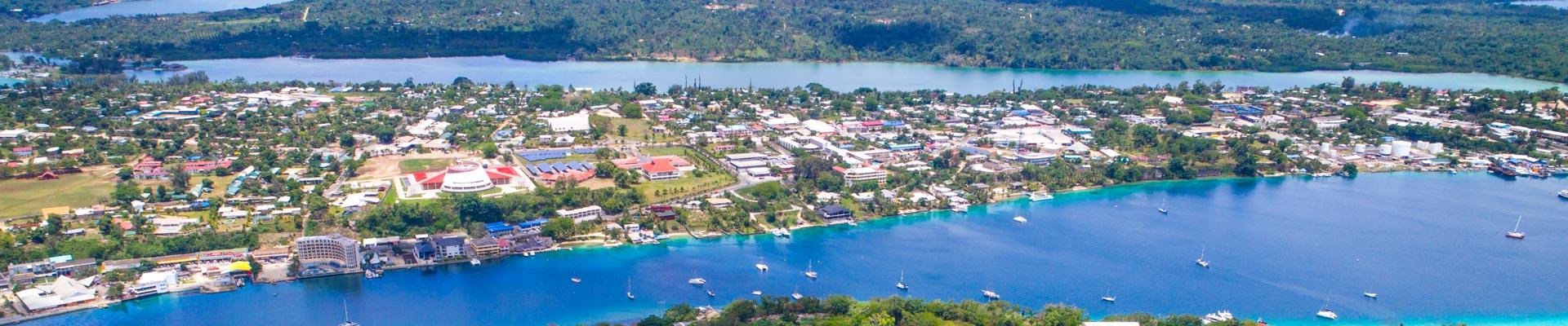 Port Vila and Efate