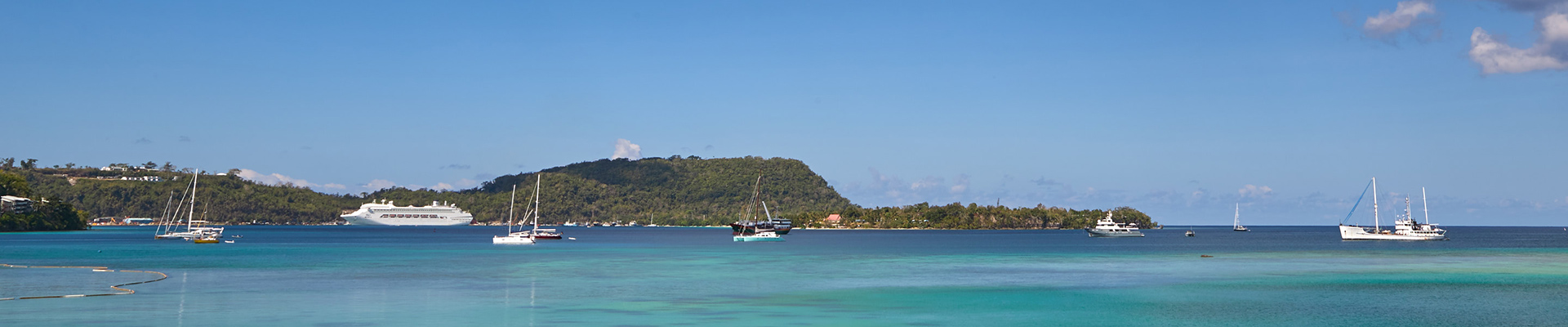 Port Vila et Efate