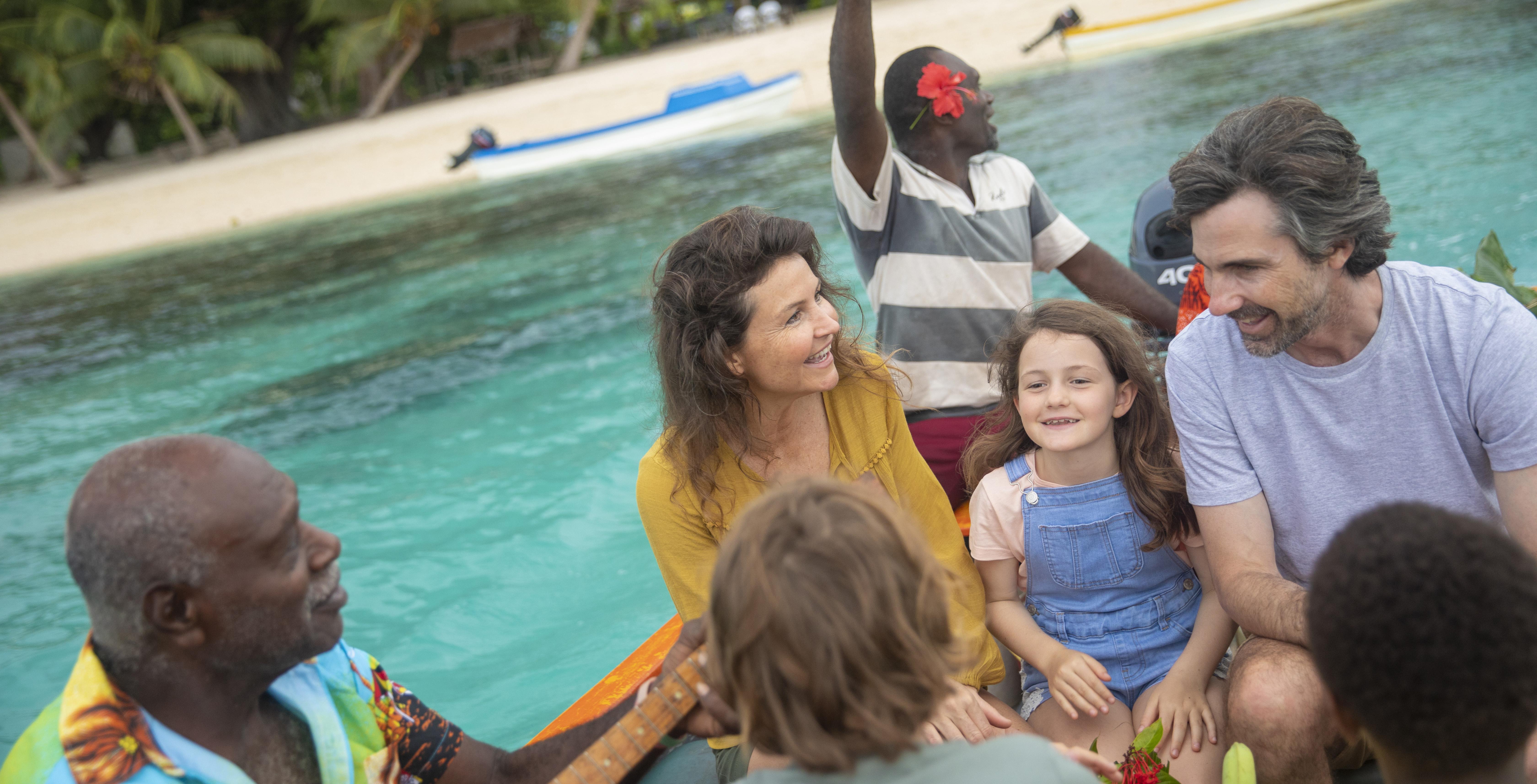 AU Island Day Trips Fam