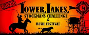 Lower Lakes Stockmans Challenge and Bush Festival
