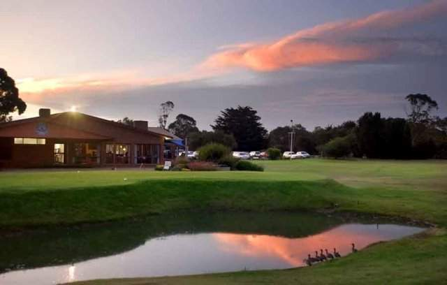 Phillip Island Golf Club Inc - members only