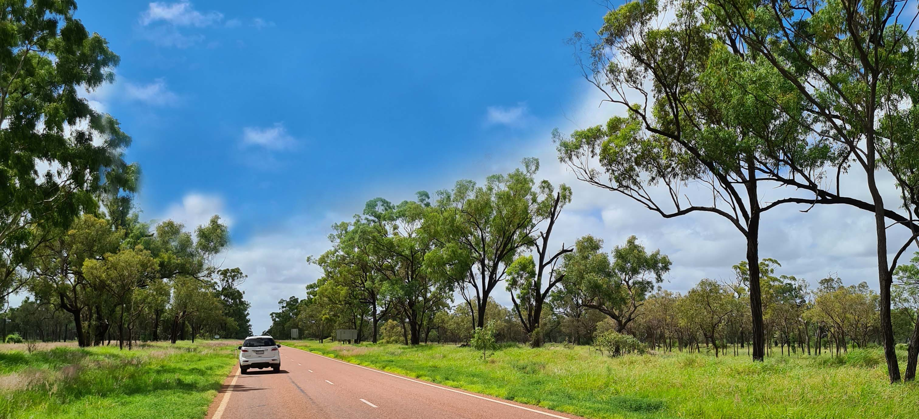 Travelling to Charters Towers