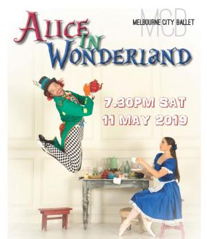 Alice in Wonderland with Melbourne City Ballet