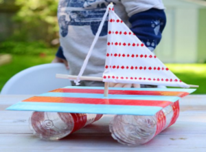 School Holiday Program - Try your hand at boat building