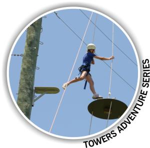 Towers Adventure Series - High Ropes