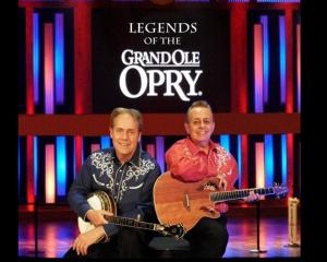 Legends of The Grand Ole Opry [LIVE] music on stage