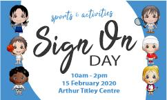 Sign On Day