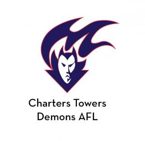 Charters Towers Demons Junior AFL Training