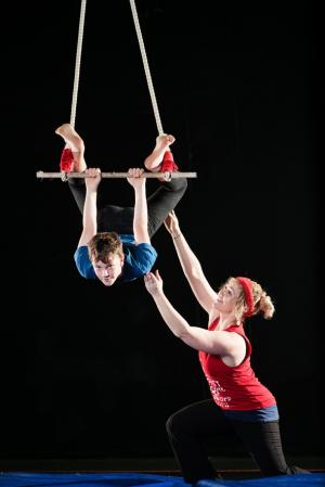 FLIPSIDE CIRCUS  Taste of Circus 8 – 16 year olds (capacity 16)