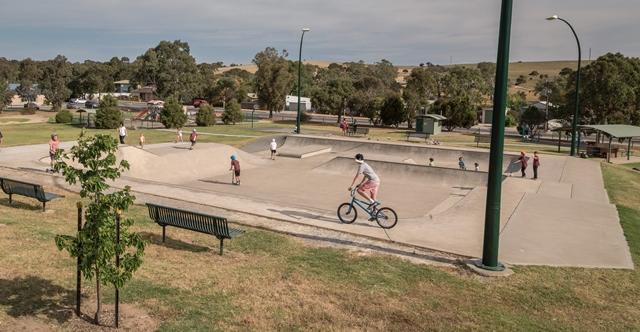 Yankalilla Lion Skate Park