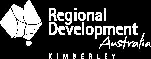 RDA logo white